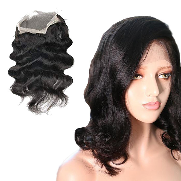 LACE FRONTAL WIG 140% Density