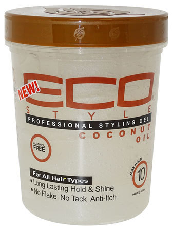 Eco Style Coconut Oil Styling Gel 946ml