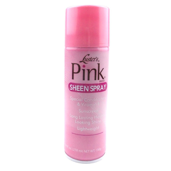 Luster's Pink Sheen Spray 9.4oz 278ml Glanzspray