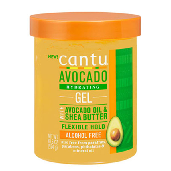 Cantu Avocado Hydrating Gel 547ml