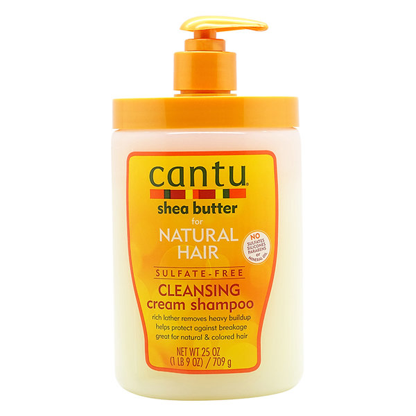 Cantu Shea Butter for Natural Hair Cleansing Cream Shampoo 740ml