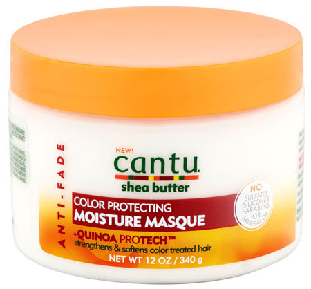 Cantu Shea Butter Anti - Fade Color Protecting Moisture Masque 340g