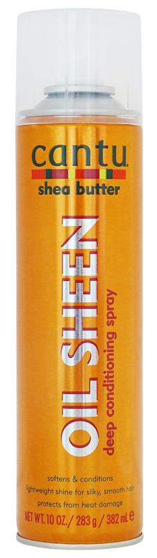 Cantu Shea Butter Oil Sheen Deep Conditioning Spray 10oz 283g