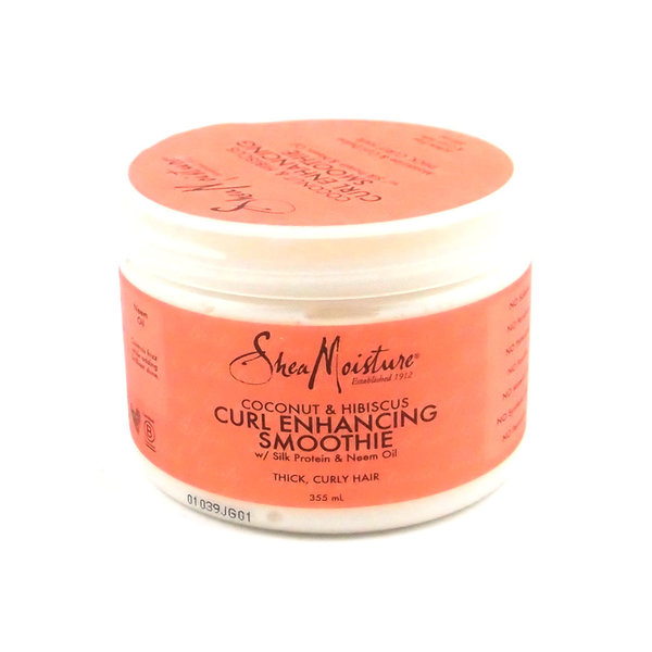Shea Moisture Coconut & Hibiscus Curl Enhancing Smoothie 12oz 326ml