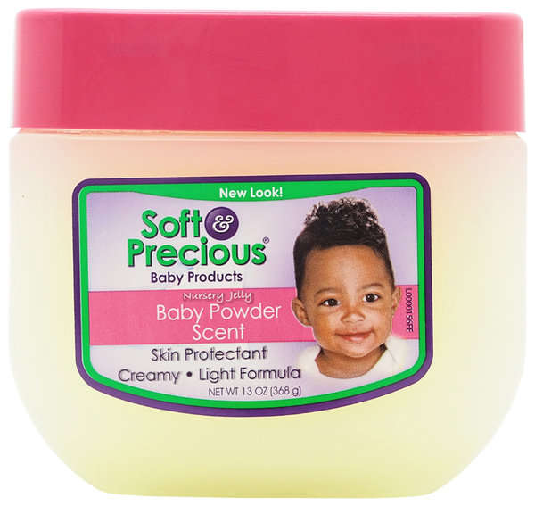 Soft and Precious Nursery Jelly Baby Powder Scent 384ml