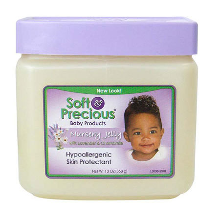 Soft and Precious Nursery Jelly with Lavender and Chamomile 384ml