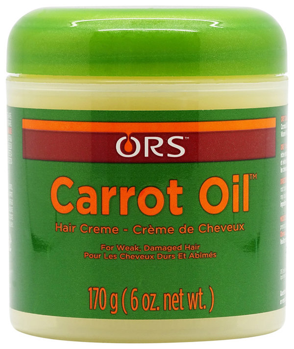 ORS Carrot Oil Creme 177ml