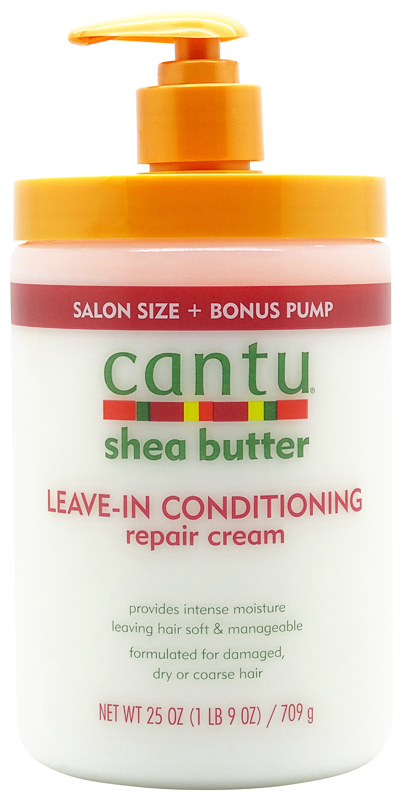 Cantu Shea Butter Leave-In Conditioning Repair Cream 709g