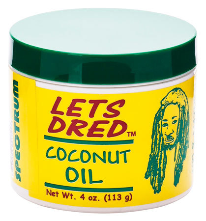 Lets Dred Coconut Oil 113g