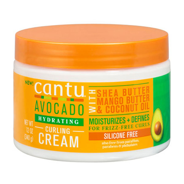 Cantu Avocado Hydrating Curling Cream 355ml