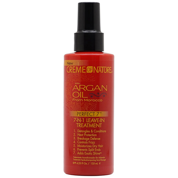 Creme of Nature Argan Oil Perfect 7, 7-N-1 Leave-In Treatment 125ml
