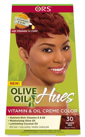 ORS Olive Oil Vitamin & Oil Creme Color Raging Red 30