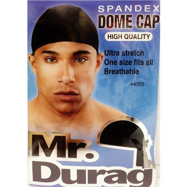 Mr. Durag Spandex Dome Cap High Quality #4320
